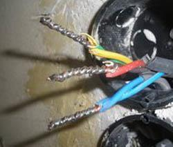 Правила электромонтажа электропроводки в помещениях. Спасские электрики.