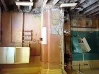 Демонтаж электрической попроводки Спасск-Дальний